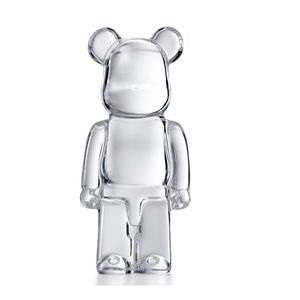 NEW in box: Be@rbrick Baccarat Crystal Ultra Rare